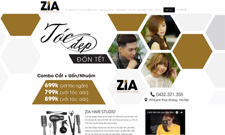 Zia Hair Design Studio
