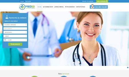 Tìm Bác Sĩ và Đặt khám trực tuyến