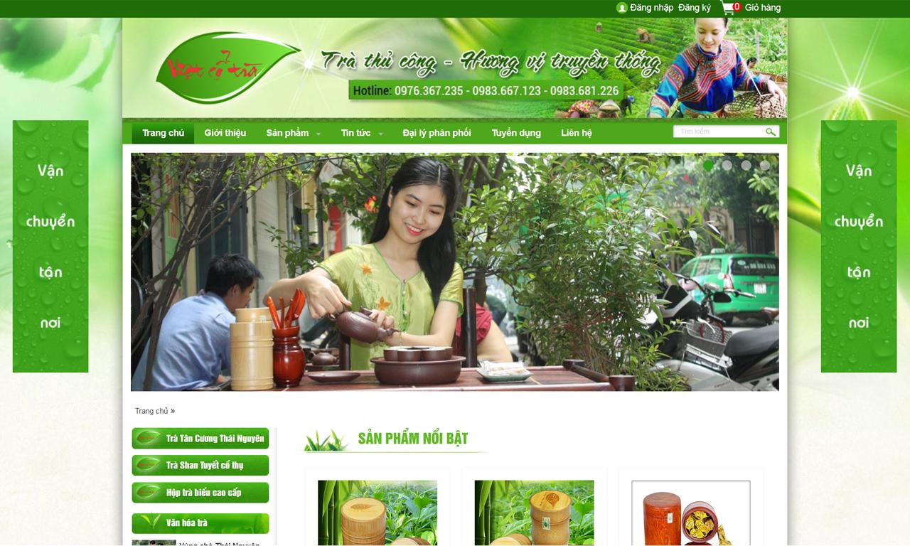 Việt Cổ Trà
