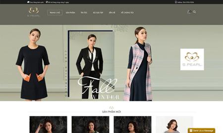 Nhãn hiệu thời trang nữ S.Pearl